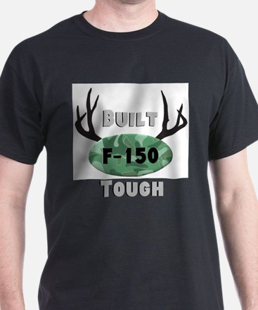 Unique Built ford tough T-Shirt