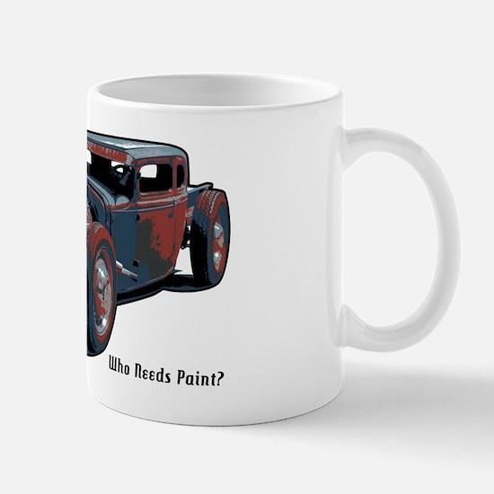 Rat Rod1 Mug