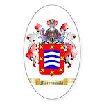 Marynowski Sticker (Oval 50 pk)