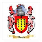Maryin Square Car Magnet 3