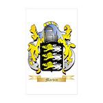 Marvin Sticker (Rectangle 50 pk)