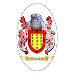 Marusyak Sticker (Oval 10 pk)