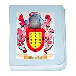 Marushak baby blanket