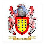 Marushak Square Car Magnet 3