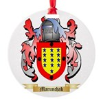 Marunchak Round Ornament