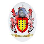 Marunchak Oval Ornament