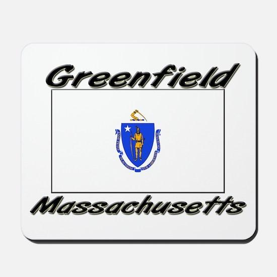 Greenfield Massachusetts Mousepad