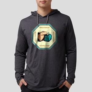 WORLD TRAVELER Long Sleeve T-Shirt