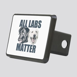 All Labs Matter Rectangular Hitch Cover