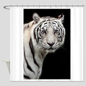 tiger1 Shower Curtain