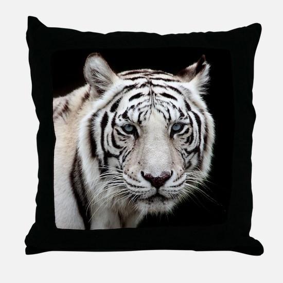 tiger1.jpg Throw Pillow