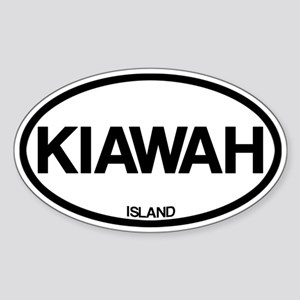 Kiawah Island Sticker