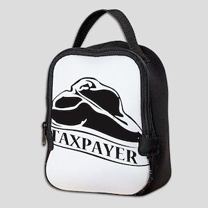 STEAK TAXPAYER Neoprene Lunch Bag