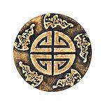 Prosperity Amulet Button
