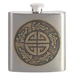 Prosperity Amulet Flask