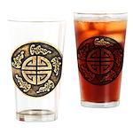 Prosperity Amulet Drinking Glass