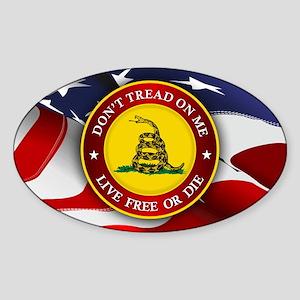DTOM AF Sticker