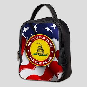 DTOM AF Neoprene Lunch Bag
