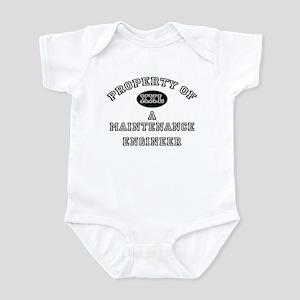 Property of a Maintenance Engineer Infant Bodysuit