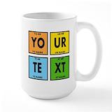 Elements Large Mugs (15 oz)
