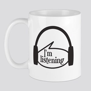Frasier Im Listening Mugs