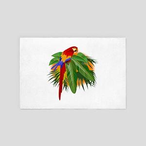parrot 4' x 6' Rug