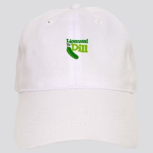Licensed To Dill Baseball Cap