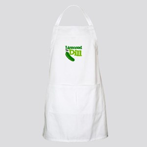 Licensed To Dill Apron