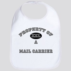 Property of a Mail Carrier Bib