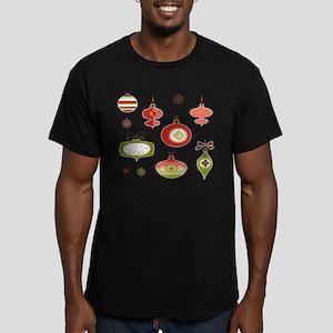 Mid Century Modern Ornament Pattern T-Shirt