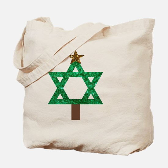 Cute Chrismukkah Tote Bag