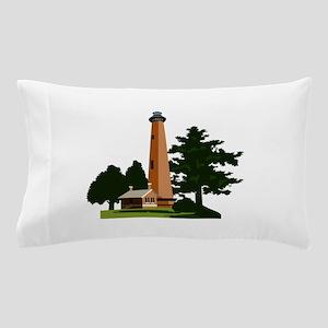 Currituck Beach Lighthouse Pillow Case