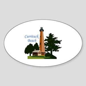 Currituck Beach Sticker
