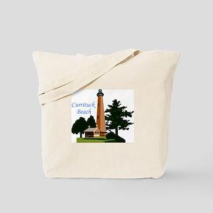 Currituck Beach Tote Bag