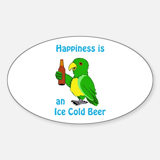 Ice Cold Beer Decal
