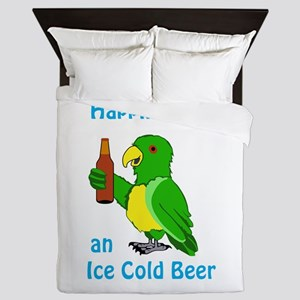 Ice Cold Beer Queen Duvet