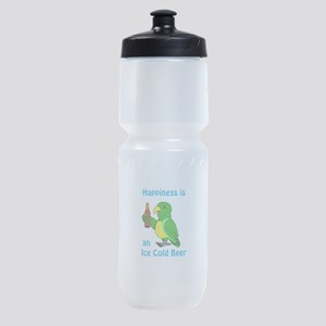 Ice Cold Beer Sports Bottle