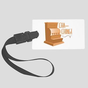 Cha Ching Luggage Tag