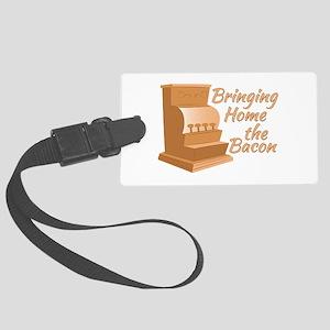 Bring Home Bacon Luggage Tag
