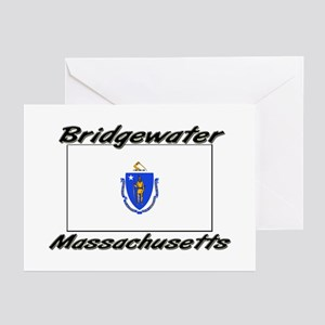 Bridgewater Massachusetts Greeting Cards (Pk of 10