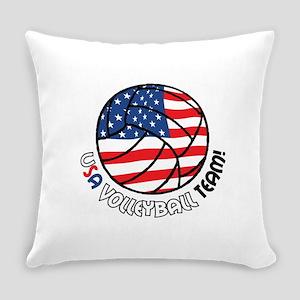 USA VOLLEYBALL TEAM! Everyday Pillow