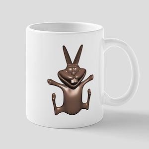 Funny Chocolate Bunny Mug