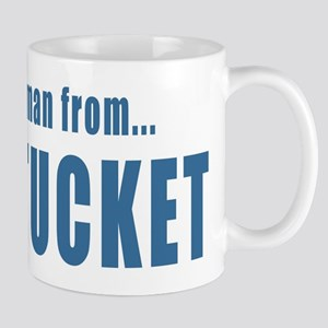 Pawtucket Tees - Funny Towns Large Mugs