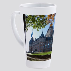 Chateau Frontenac 17 oz Latte Mug