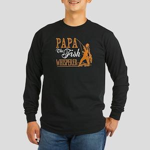 Papa T Shirt Long Sleeve T-Shirt