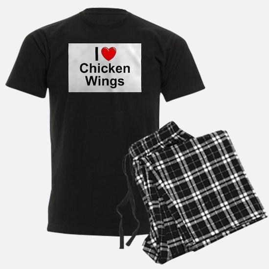 Chicken Wings Pajamas