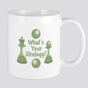 Whats Strategy Mugs