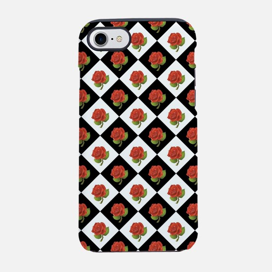 RED ROSES iPhone 8/7 Tough Case