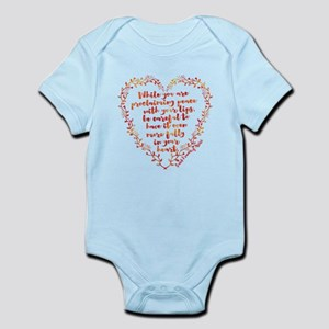 Fully in Your Heart Body Suit