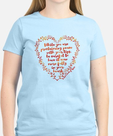 Fully in Your Heart T-Shirt